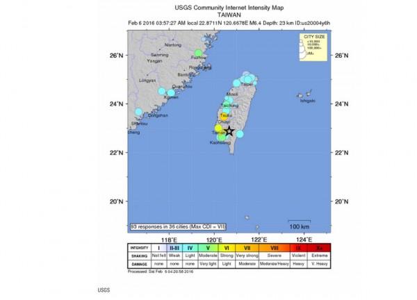 L'industrie des semi-composants a �t� l�g�rement perturb�e par le s�isme sur l'Ile de Ta�wan survenu samedi dernier.
