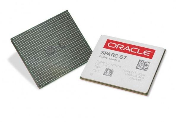 Avec son processeur S7, Oracle assure baisser le co�t de ses syst�mes Sparc accessibles sous forme de service de compute dans son cloud.