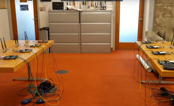 Des chercheurs du MIT travaillent sur MegaMIMO 2.0, une technologie permettant de transf�rer des donn�es sans fil trois plus rapidement.