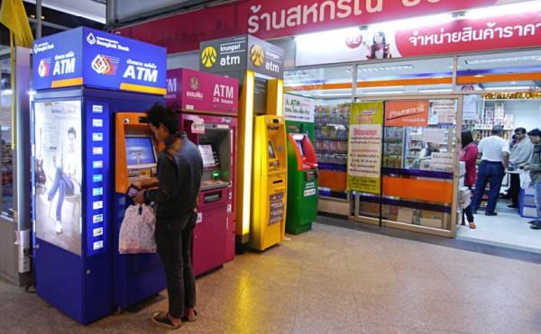 Le malware Ripper a permis de retirer 313K€ dans des DAB thailandais avec des cartes sp�ciales.
