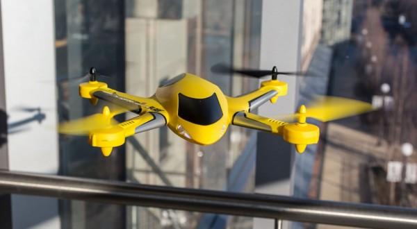 Tous les drones exploitant le protocole radio DSMx sont piratables avec le boitier Icarus d�velopp� par Jonathan Andersson de Trend Micro.
