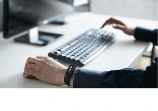 Via le bracelet Nymi Band, Atos propose une authentification SSO basée sur le rythme cardiaque pour se connecter librement de façon sécurisée.