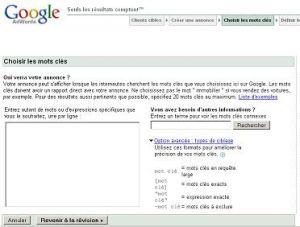 Le piège de la requête large des Adwords de Google