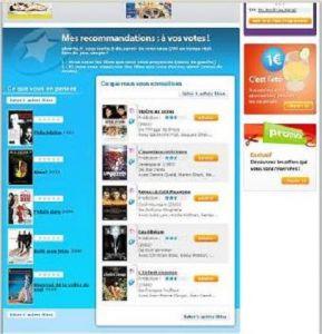 Glowria promeut son fond de catalogue par un webservice de recommandation