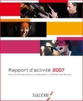 Rapport annuel de la Sacem : l'informatique au coeur de la transformation