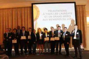Trophées CIO/LMI 2012: les meilleurs managers de l'IT et du numérique récompensés