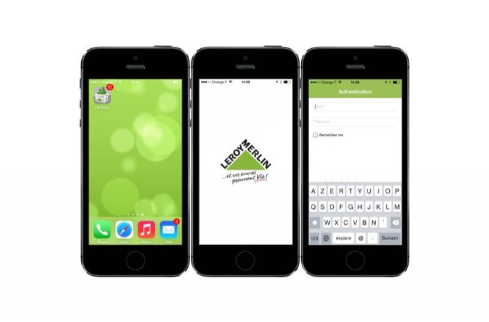 Leroy Merlin Gère Un App Store Privé Pour Le Byod