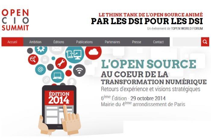 OpenCIO Summit: les DSI innovent grâce au Logiciel Libre