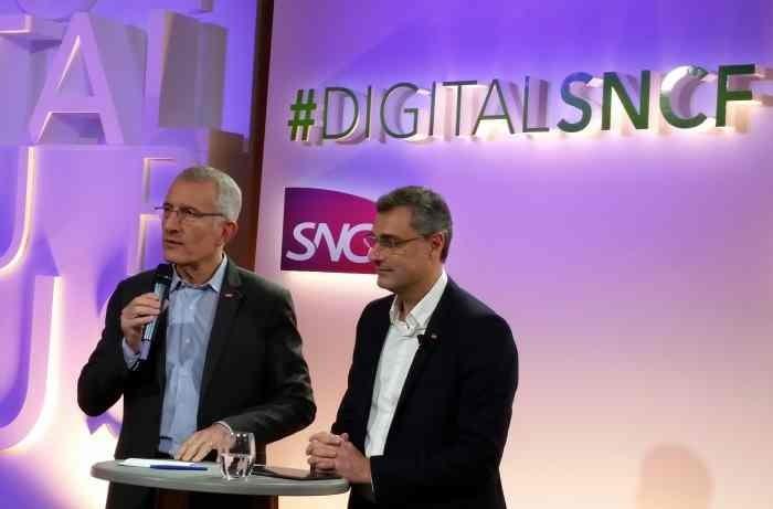 Guillaume Pepy: «notre stratégie est de faire de la SNCF un transporteur digital»