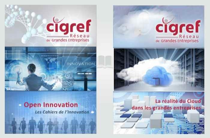 Open-innovation et cloud: deux nouvelles publications synthétiques du Cigref
