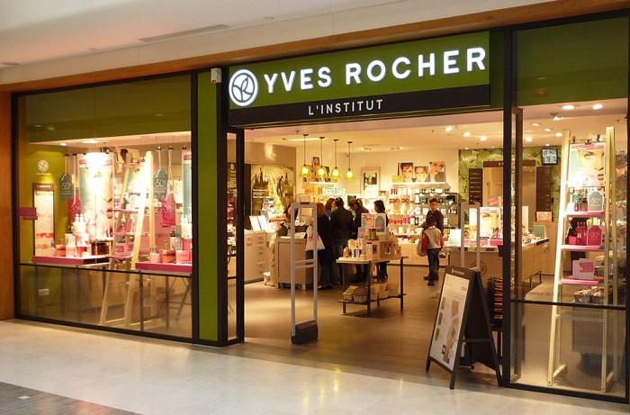 Sécurité : Yves Rocher radiographie ses applications