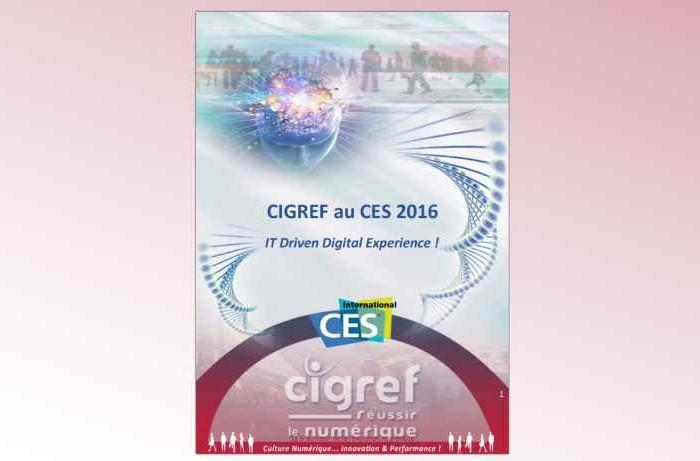 Le Cigref publie ses souvenirs du CES