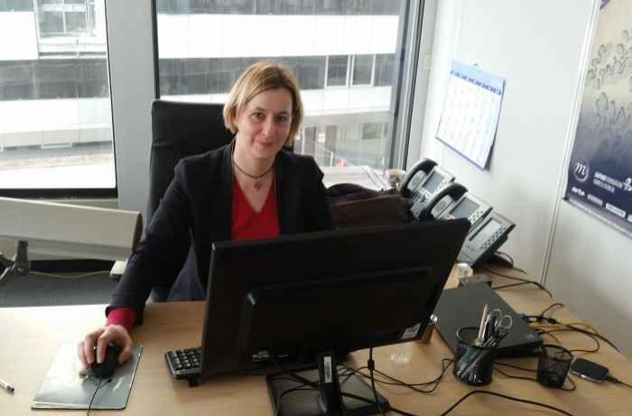 Hélène Brisset (DINSIC): «des projets avec un effet tunnel de six ans, ce n'est plus possible»