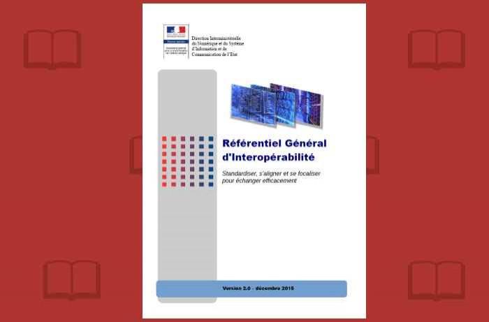 Parution de la deuxième version du Référentiel Général d'Interopérabilité