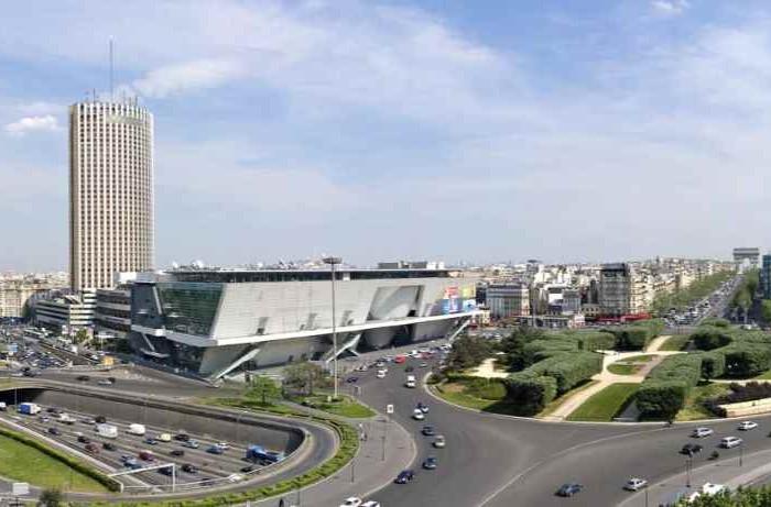 Le palais des congr s de paris offre le wi fi haute densit 25 000 personnes - Adresse palais des congres paris porte maillot ...