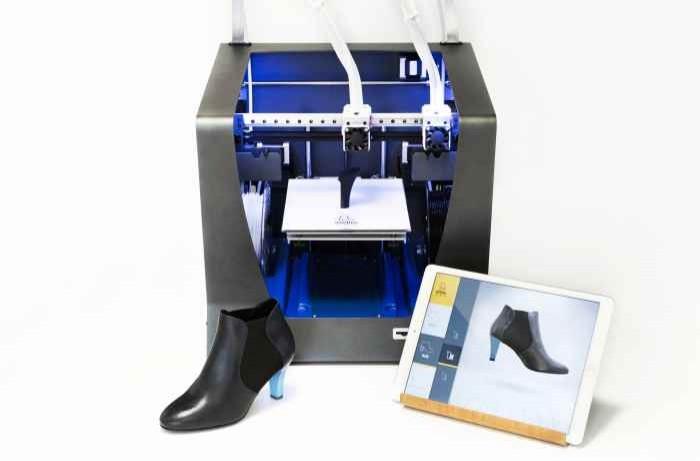 Eram va lancer la personnalisation des talons de chaussures en impression 3D