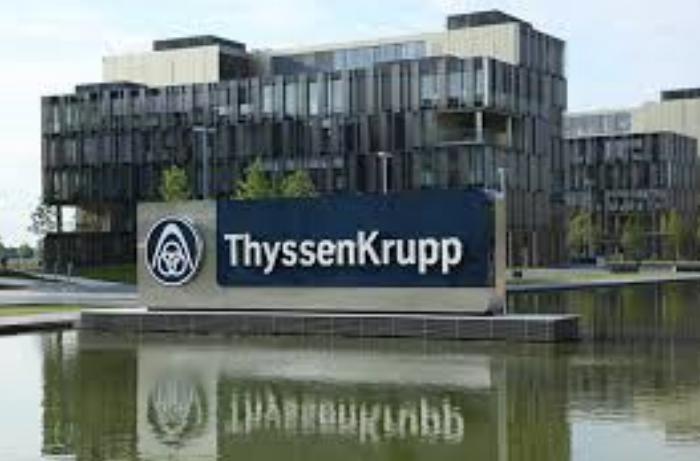 Des pirates ont volé des secrets à ThyssenKrupp
