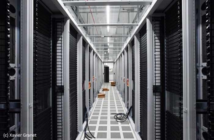 Air France chauffe 8500 m² de bureaux avec son datacenter
