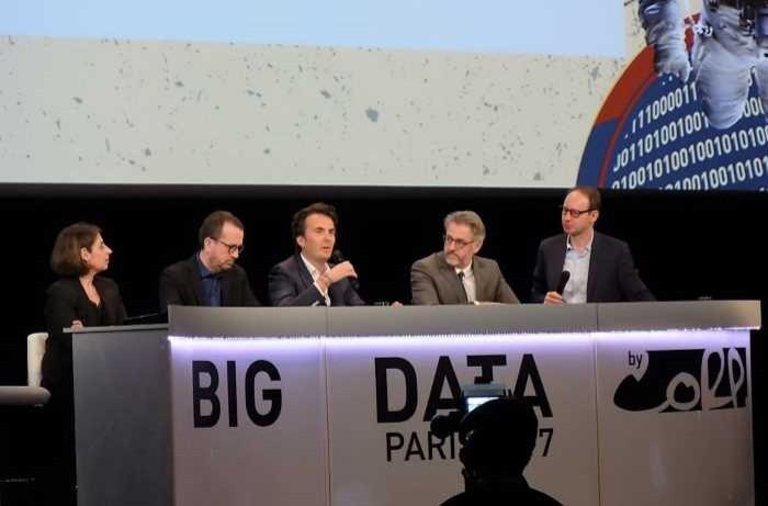 Le CDO sur le grill lors de Big Data Paris 2017
