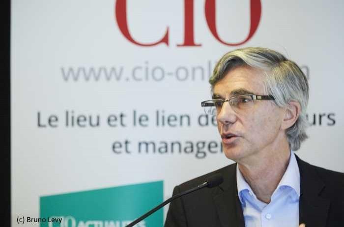 Xavier de Broca, DSI de Bpifrance, met en pratique la DSI as a service