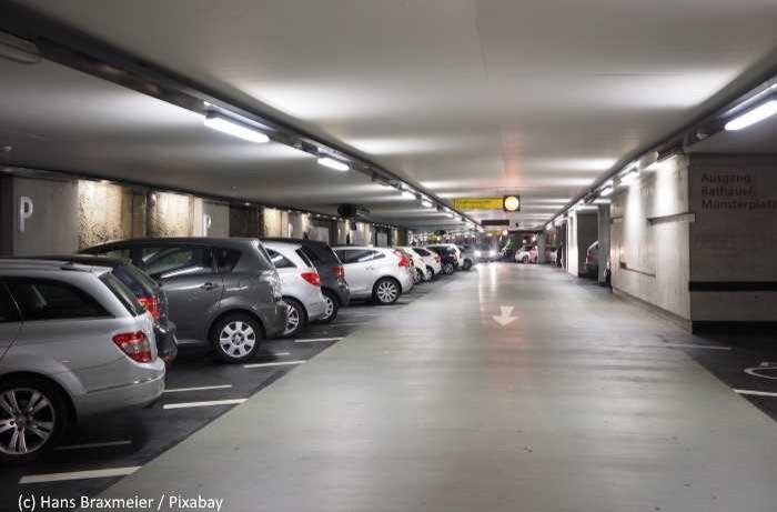 Bientôt, votre voiture se garera seule dans les parkings