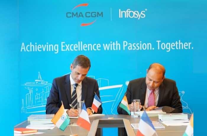 CMA CGM conclut un contrat de sept ans pour la modernisation de son SI