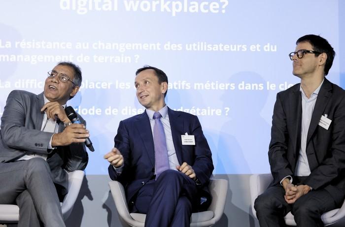 Digital workplace : des projets sur plusieurs années