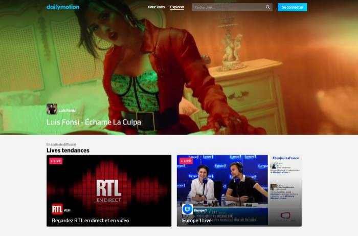Dailymotion adopte le stockage objet