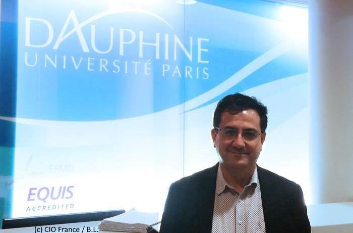 François Madjlessi (Université de Paris Dauphine): «la transformation numérique doit partir de l'enseignement»