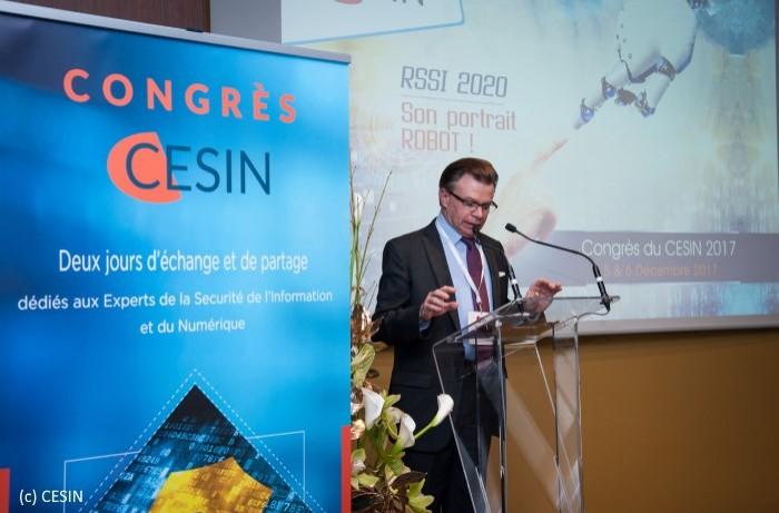 Congrès annuel du CESIN : le RSSI condamné à la transformation digitale