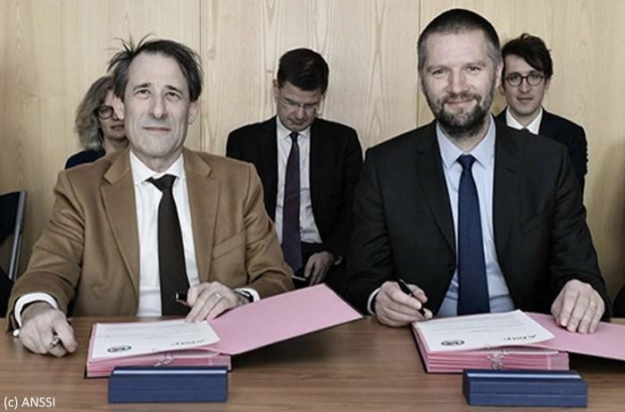 L'ANSSI et l'AMF s'engagent à coopérer pour la cybersécurité des marchés