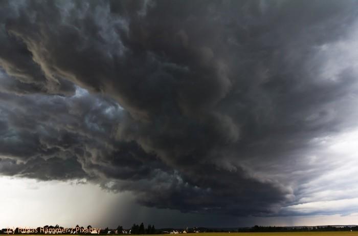 Météo nuageuse pour les données dans le cloud