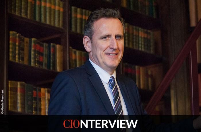 David Boucheny (Conseil d'Etat): «notre axe majeur reste la dématérialisation»
