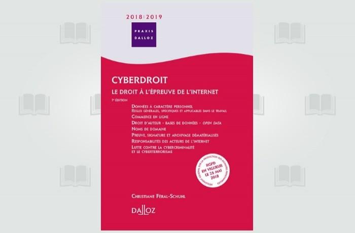 Cyberdroit VII: la Bible du droit informatique mise à l'heure du RGPD