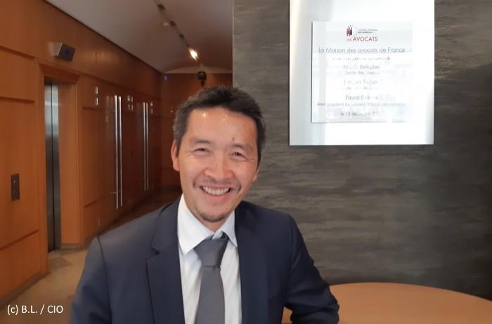 Michel Truong (CNB): «Nous devons aider les avocats à entrer dans l'ère du numérique»