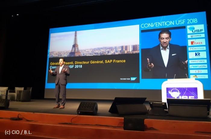 Convention USF : SAP veut un dialogue franc avec ses clients