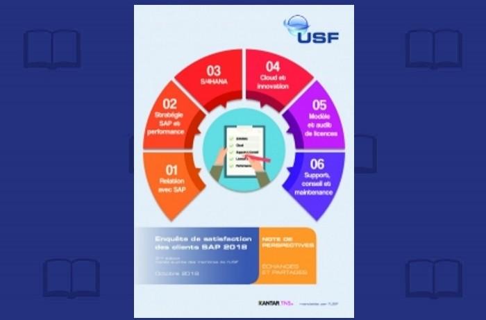 Enquête USF: le service et la relation avec les clients restent les points faibles de SAP