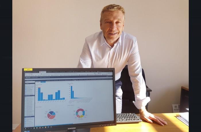 Le Groupe Weishardt se dote d'une BI orientée métiers