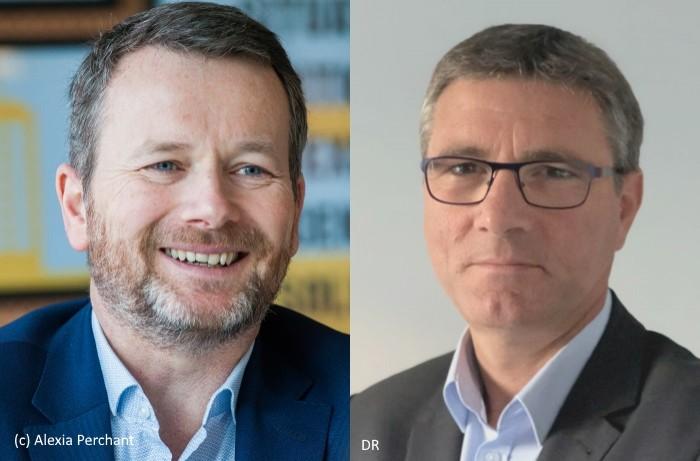 Laurent Stricher rejoint la Société Générale et est remplacé par Franck Denié à Pôle Emploi