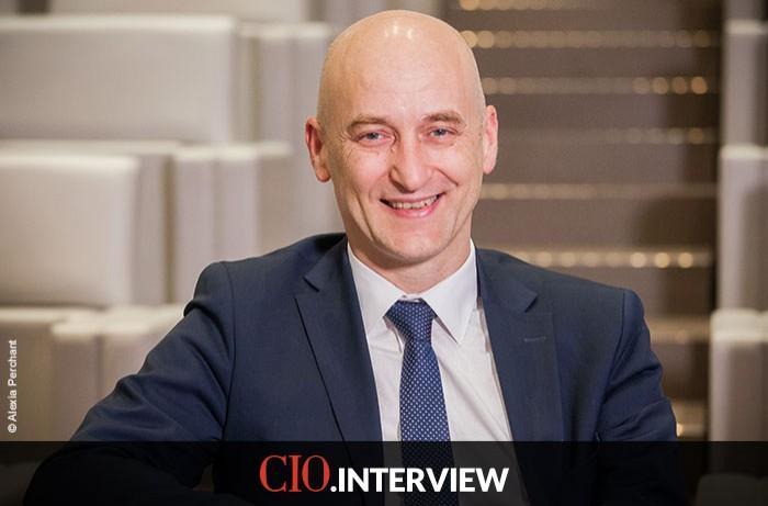 Marc Philippe (SCOR): «notre colonne vertébrale, ce sont les données»
