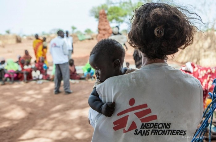 Médecins sans Frontières modernise la gestion des dons