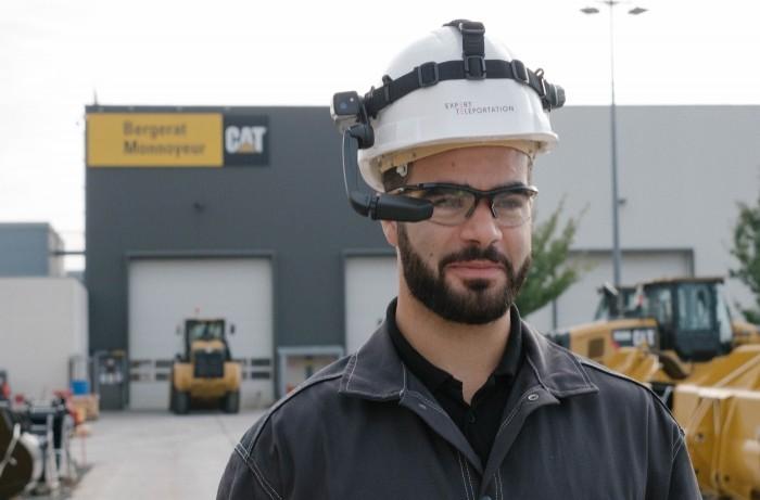 Bergerat Monnoyeur parie sur les lunettes connectées