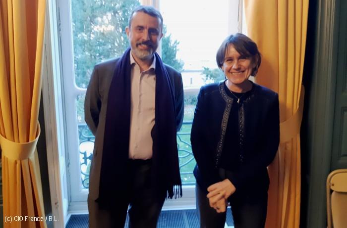 Françoise Banat-Berger (Archives Nationales): « la généralisation des téléservices rend impératif de passer à l'échelle pour l'archivage numérique »