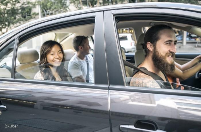 Données personnelles: Uber frappé d'amendes pour plus de 1,5 million d'euros