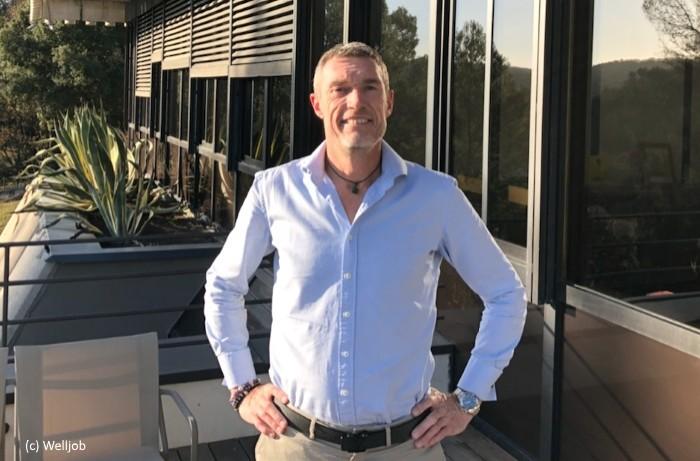Stéphane Deroeux (Welljob): «la dématérialisation permet aussi de développer la satisfaction des intérimaires»