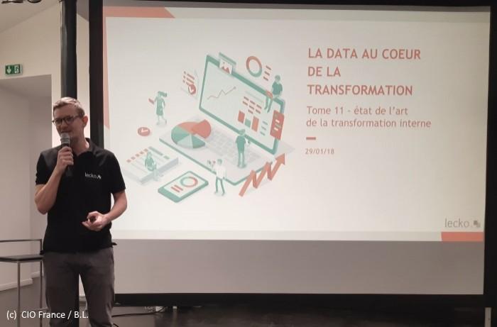 Arnaud Rayrole (Lecko): «Les gains de productivité obtenus par le digital plafonnent»