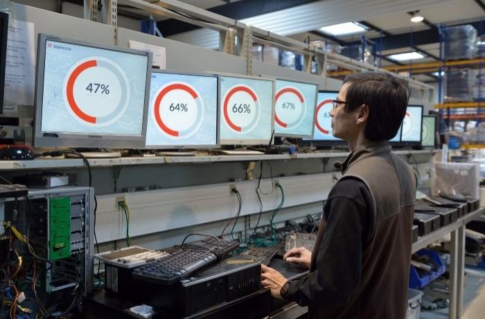 La Bred Banque Populaire gère socialement son matériel informatique