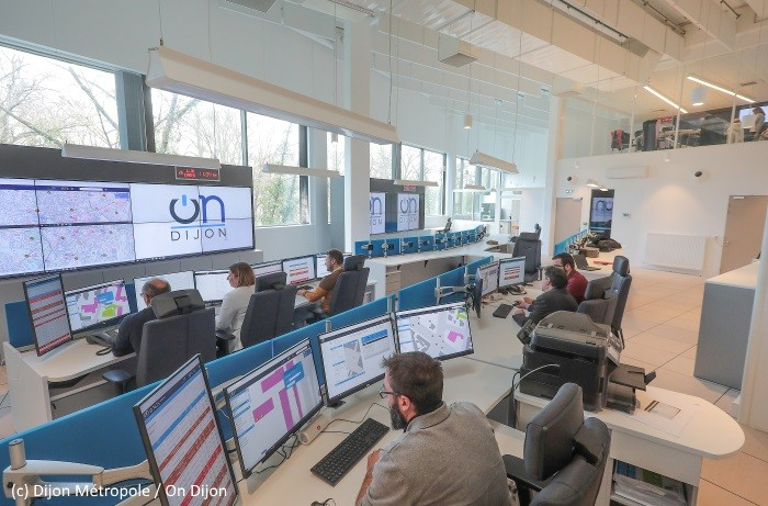 Smartcity : Dijon Métropole centralise le pilotage de l'aire urbaine