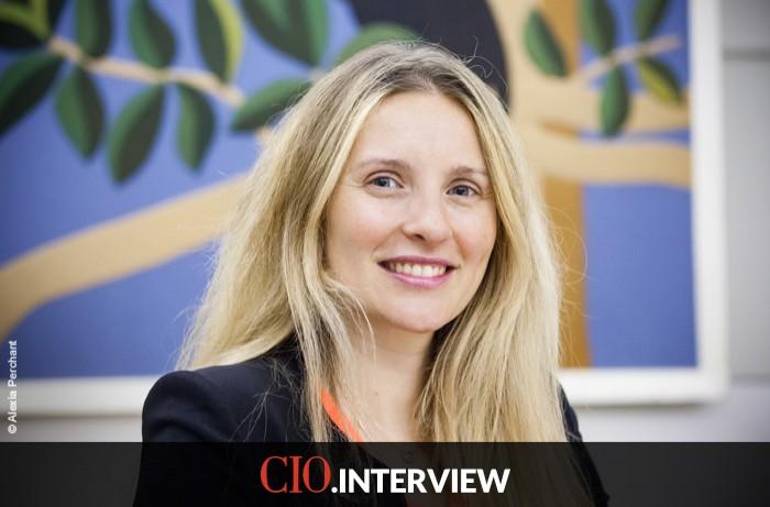 Claire Calmejane (Société Générale): «créer de nouveaux business est dans l'ADN du groupe»