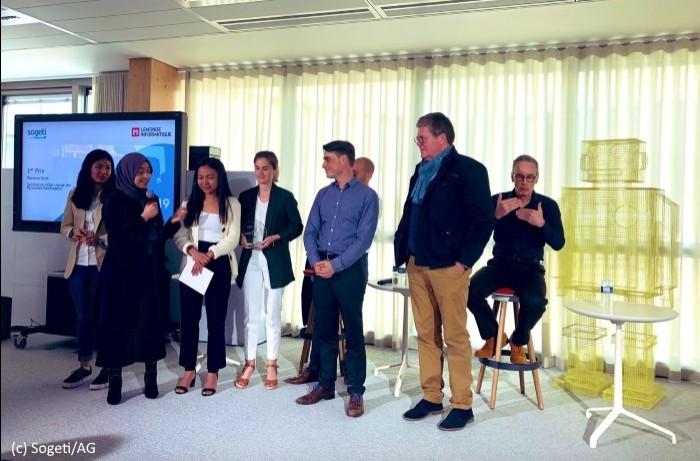 Défi H 2019 : trois gagnants contre le handicap
